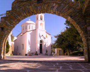 Panagia Kanala Church